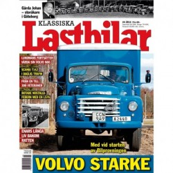 Klassiska Lastbilar nr 4 2014