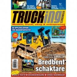 Trucking Scandinavia nr 7 2018