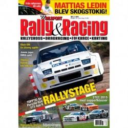 Bilsport Rally&Racing nr 11 2015