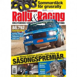 Bilsport Rally&Racing nr 5 2016