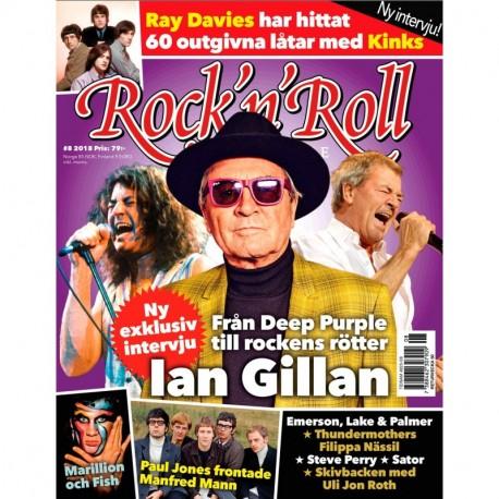 Rock'n'Roll Magazine nr 8 2018