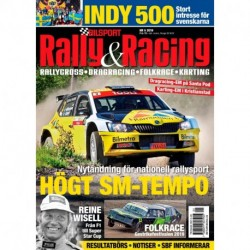 Bilsport Rally & Racing nr 5 2019