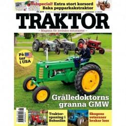 Traktor nr 8 2019