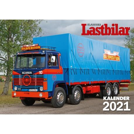 Kalender Klassiska Lastbilar 2021