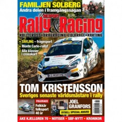 Bilsport Rally & Racing nr 2 2021