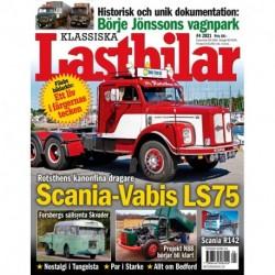 Klassiska Lastbilar nr 4 2021