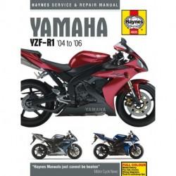 Yamaha YZF-R1 2004 - 2006
