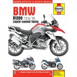 BMW R1200 dohc liquid-cooled Twins ('13 to '16)