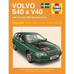 Volvo S40 & V40 1996 - 2004