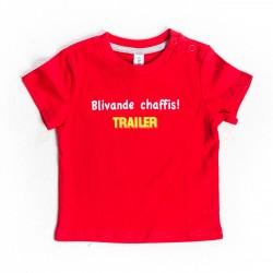 T-shirt barn Trailer