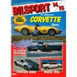 Bilsport nr 14  1984
