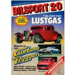 Bilsport nr 20  1984