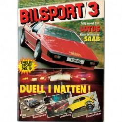Bilsport nr 3  1984