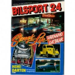 Bilsport nr 24  1984