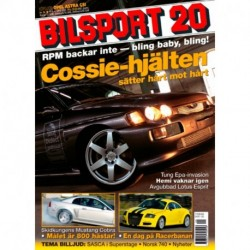 Bilsport nr 20  2004