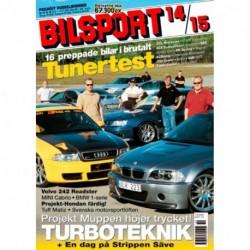 Bilsport nr 14  2004
