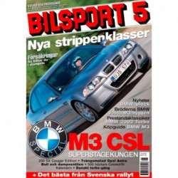 Bilsport nr 5  2004