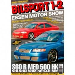 Bilsport nr 1  2004