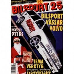 Bilsport nr 25  1997