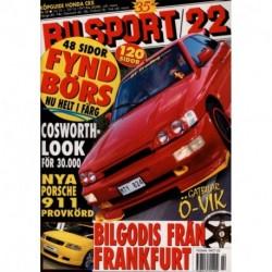 Bilsport nr 22  1997