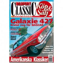 Bilsport Classic nr 8  2001