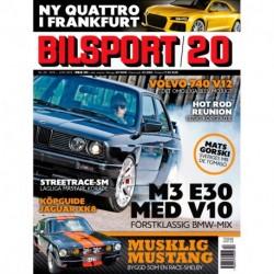 Bilsport nr 20 2013