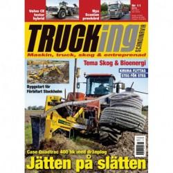 Trucking Scandinavia nr 11 2016