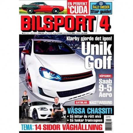 Bilsport nr 4 2015