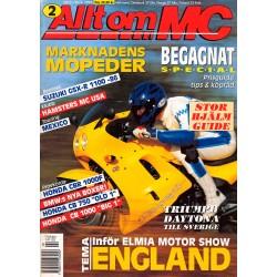 Allt om MC nr 2  1993