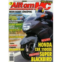Allt om MC nr 7  1996