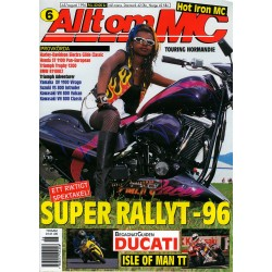 Allt om MC nr 6  1996
