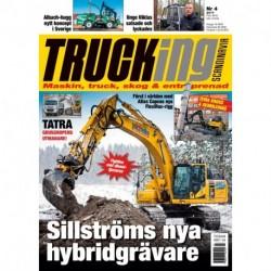 Trucking Scandinavia nr 4 2017
