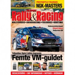 Bilsport Rally & Racing nr 12 2017