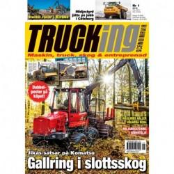 Trucking Scandinavia nr 1 2018