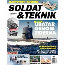Soldat & Teknik nr 1 2018