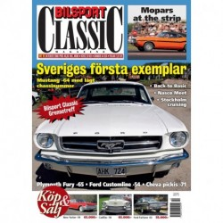 Bilsport Classic nr 10 2008