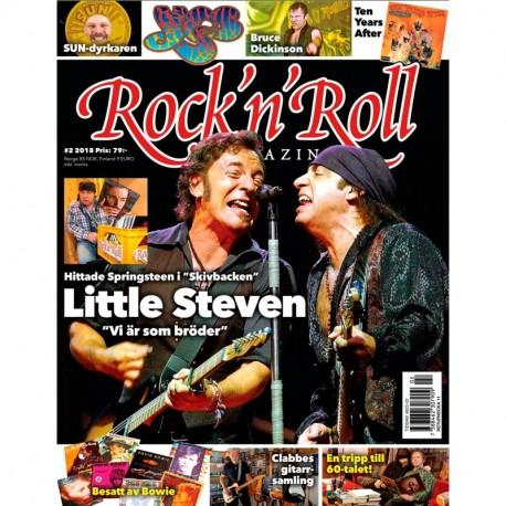 Rock'n'Roll Magazine nr 2 2018