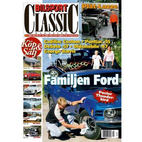 Bilsport Classic nr 4 2006