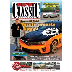 Bilsport Classic nr 2 2013