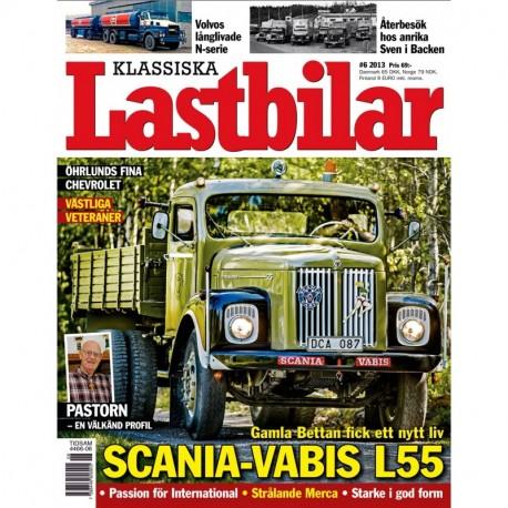 Klassiska Lastbilar nr 6 2013
